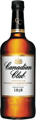 Виски Canadian Club 40% 0,7 л