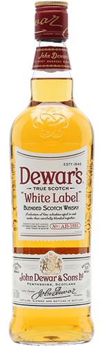 Виски Dewar's White Label 40% 1 л