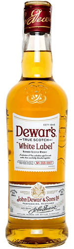 Виски Dewar's White Label 40% 0,5 л