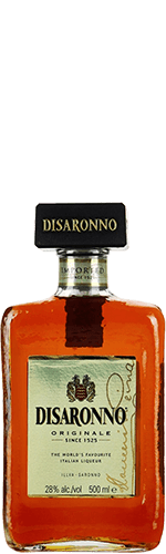 Ликер Disaronno Originale 28% 0,5 л