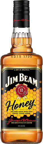 Виски Jim Beam Honey 35% 1 л