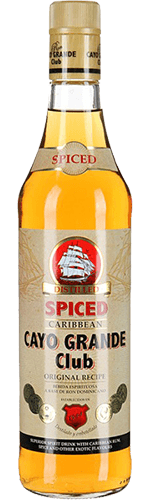 Ром Cayo Grande Club Spiced 35% 0,7 л