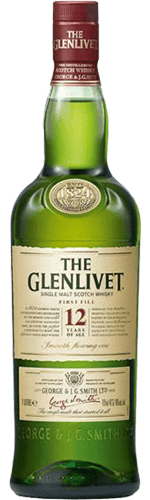 Виски The Glenlivet 12 years 40% 0,7 л