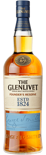 Виски The Glenlivet Founder's Reserve 40% 0,5 л