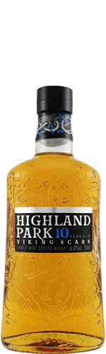 Виски Highland Park 10 Years 40% 0,7 л