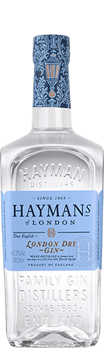 Джин Hayman's London Dry Gin 41,2% 0,7 л