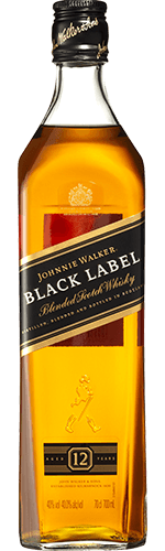 Виски Johnnie Walker Black Label 40% 0,7 л