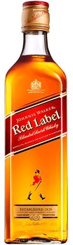 Виски Johnnie Walker Red Label 40% 1 л