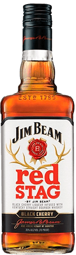 Виски Jim Beam Red Stag 40% 0,7 л