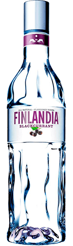 Водка Finlandia Blackcurrant 40% 0,5 л