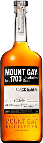 Ром Mount Gay Black Barrel 43% 0,7 л